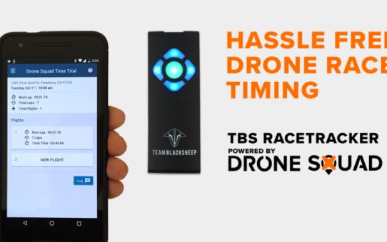 Gruppe auf DroneSquad für Zeitmessung und Events